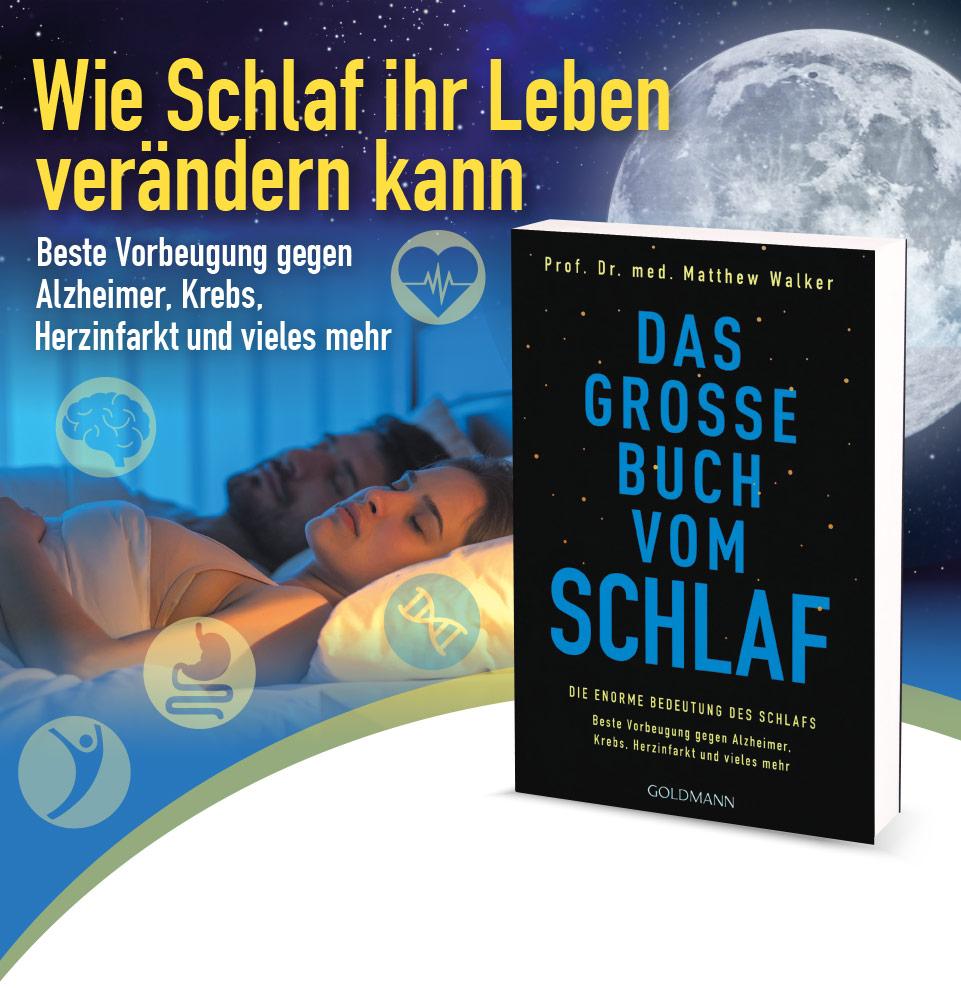 f7eb8737620d56 Das grosse Buch vom Schlaf - Bücher - Kopp Verlag